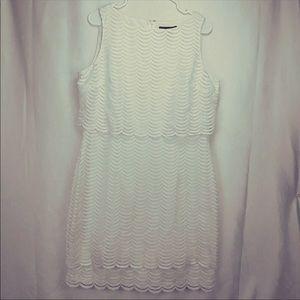 American Living lace crochet dress